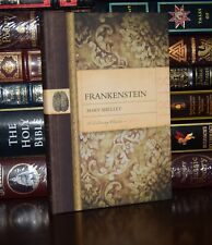 Frankenstein by Mary Shelley New Deluxe Collectible Hardcover Classics Gift