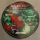 Magic The Gathering Mtg Spells Of Ancients - 1997 Pc Computer Cd Video Game Rare