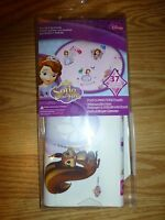 Sofia the First Wall Decals - NEW