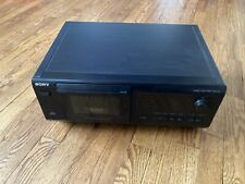 Sony CDP-CX50 50+1 Mega Storage CD Carousel Compact Disc Player Changer