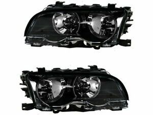For 2000 BMW 328Ci Headlight Assembly Set 39699CP Headlight Assembly