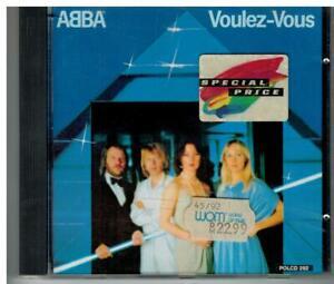 ABBA-  Voulez - Vous - CD 1979 Polydor