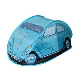 Strandmuschel Käfer-Design
