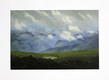 Caspar David Friedrich desenfunda nubes final póster son impresiones artísticas imagen 30x40cm