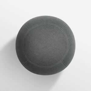 Bloon Fabric Leather Sitting Ball Diameter 55-60 CM Exercise Washable Quality