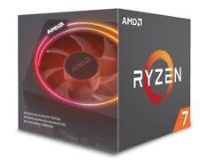 AMD Ryzen 7 2700X CPU BOX Prozessor, 8-Core, 3,7GHz, Socket AM4, YD270XBGAFBOX