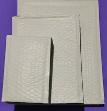 120 Poly Bubble Mailers (40 4x8)(40 7x12)(40 8x14)