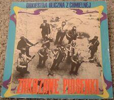 """Album By Orkiestra Uliczna Z Chmielnej, """"Zakazane Piosenke (Forbidden)"""" on Musa"""