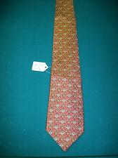 Brand New Silk John Comfort London England Mens Tie $65