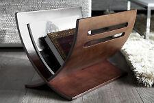 Puesto de periódico de madera PRAXIS EMPLAZAMIENTO Revistero antiguo en Café