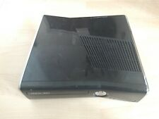 XBOX 360 S Black glossy SLIM IN GOOD WORKING ORDER **CONSOLE ONLY*** - Tested