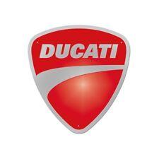 DUCATI COMPANY Reklame Blechschild Metallschild Schild Metal Sign NEU !!