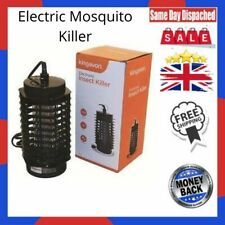 Electric Mosquito Killer Insect Zapper Grill Fly Bug Trap Camping Outdoors Porch