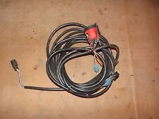 DC1C7397 16 Ft Old Style OMC Outboard Electric Power Trim Cable Wire With Gauge