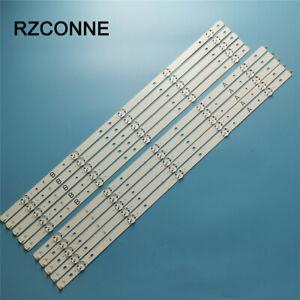 10pcs LED Strip for Sony 17Y 60UHD A B REV02 5LED SVG600A36 KD-60X690E S600DUC-1
