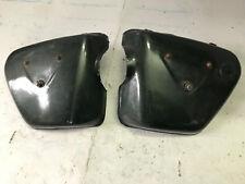 Honda CB 450 K DOHC Seitendeckel Seitenverkleidungen side panels