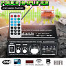 360W 110V/12V HIFI Audio Stereo bluetooth FM 2CH AMP Car Home USB SD MP3 US
