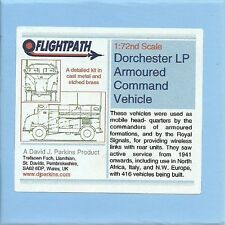 Flightpath UK 20mm (1/72) Dorchester Armoured Command Vehicle
