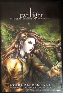 Twilight The Graphic Novel Volume 1 Stephenie Meyer Young Kim Medium Hardcover