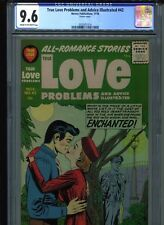 True Love Problems and Advice Illustrated #42 Cgc 9.6 (1956) Harvey Publications