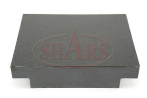 """SHARS 12 x 18 x 3"""" GRANITE GRADE A SURFACE PLATE TWO 2 LEDGE .0001 R"""