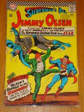 JIMMY OLSEN #92 DC SUPERMAN APRIL 1966 VG (4.0) *