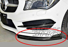UPPAINTED Front Lip Splitter For Mercedes W117 CLA200 CLA250 1pair 13UP M004F