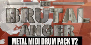 Metal drum midifiles V2...Made for Toontrack Superior 3.