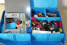 Lego Carrycase Storage Box Childs Building Toys
