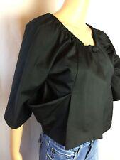 BCBGeneration Black Cropped,Pockets 3/4 sleeves,Jacket(No Size,See Measurements)