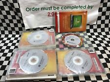 LOT OF 4, Windows 7 Professional & Home Premium 32 bit, shipsameday