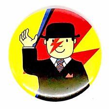 LUDWIG Cartoon 1970/'s Kids TV 25mm small badge button pin