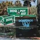 Dogipot 1402-20 20 Roll Case Smart Litter Pick-Up Bags- 4000 Bags- Opaque Green