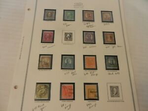 Lot of 23 United States 1926-1931 Stamps, Presidents, Valley Forge, More
