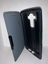 Tech21 Evo Wallet Flip Cover Case for LG G4 Black NEW OEM