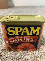 Spam Pumpkin Spice Limited Edition 1 Sealed Brand New Sold Out