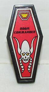 Voltron Doom Commander Coffin Shield, Panosh Place, 1984