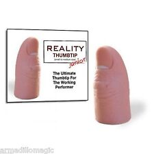 Reality Thumb Tip Junior -  Free Silk - By Magic Makers - Magic Trick