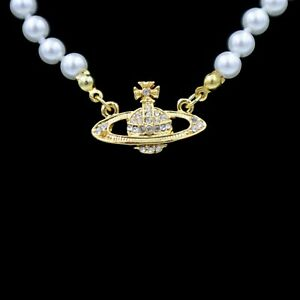 Vivienne Westwood Necklace Pearl Choker