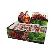 Maxine's Burn Women's Protein Bar 40g X 24 Berry Delight - Thermogenic