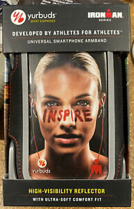 New Yurbuds Ironman Series Athletic Performance Armband For iPhone Samsung
