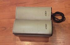 Bose Companion 20 Multimedia Speaker System, 2 Speakers Only No Pod No Adaptor