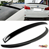 Fit For BMW F10 5-Series 3D Type Roof + P Style Trunk Spoiler 2010-2016 Painted