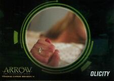 Arrow Season 4 Foil Olicity Chase Card OF5