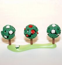 PLAYMOBIL DECOR - plante - arbuste boule en fleurs - buis