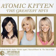 Greatest Hits by Atomic Kitten CD