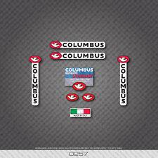 0257 Columbus Starship Bicicletta Telaio Adesivo-Decalcomania