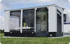 WIGO Rolli Premium Style, 550x250 cm Wohnwagen Vorzelt Markise, Vorzelt Zelt