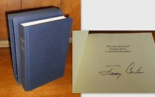 Signed Limited Edition ~ Keeping Faith: Memoirs of a President Jimmy Carter 1982