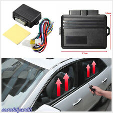 DC12V Car Offroad Automatic Window Roll Up Closing System Power Alarm Module Kit